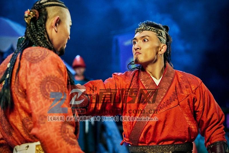 《将军在上》即将收官 张峻鸣与赵磊上演王权斗争