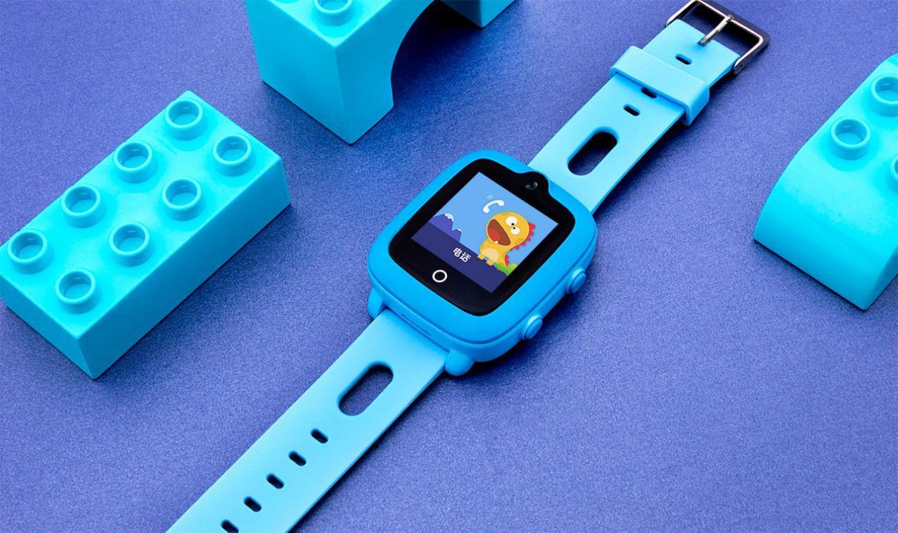 coolpad Dynobot儿童智能手表,有颜值更有实力