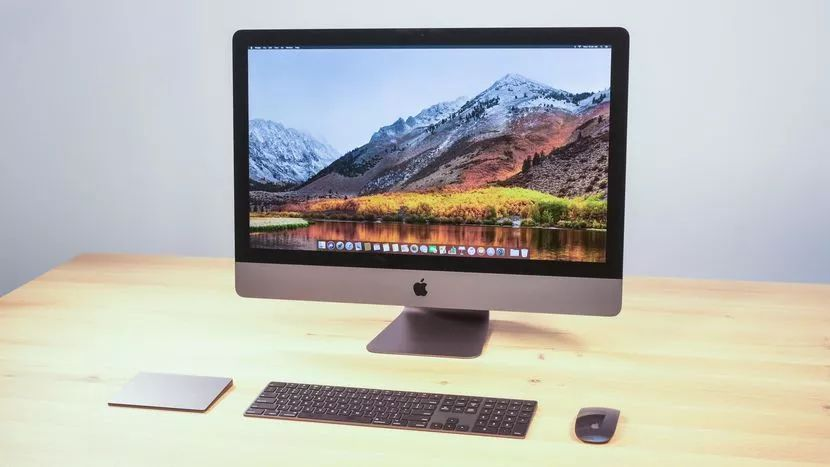 iMac Pro 配置一块 T2 芯片?看看官网给出的解释的照片 - 1