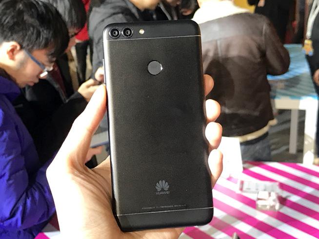 全面屏双摄Android 8.0都有 华为畅享7S发布1499元起的照片 - 8