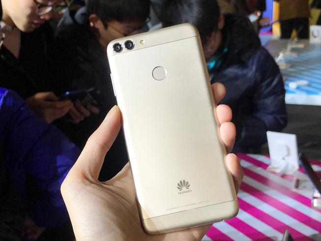 全面屏双摄Android 8.0都有 华为畅享7S发布1499元起的照片 - 9