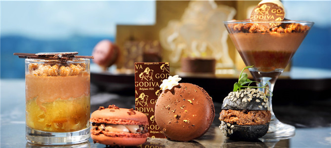 全球十大顶级巧克力品牌排行榜