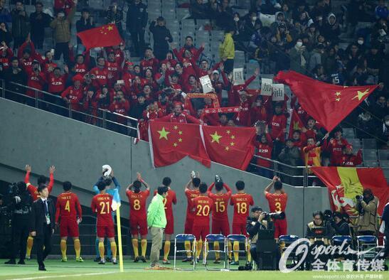 新华社总结2017中国足球:拼出希望更要遵循规律