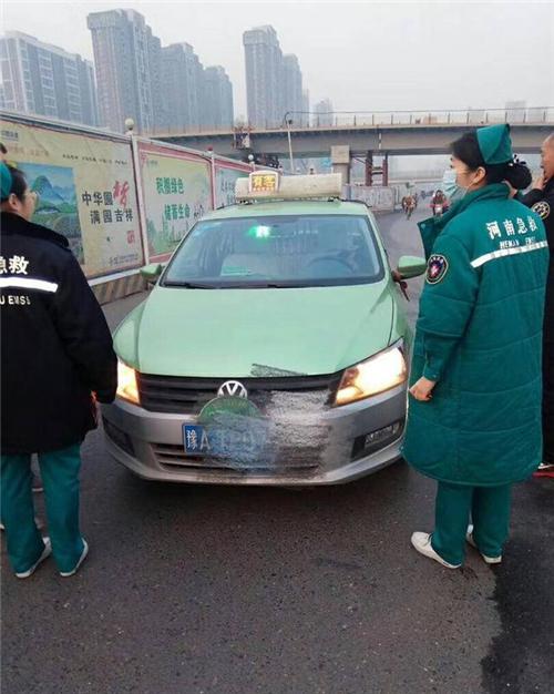 郑州一出租车司机过劳致死 该群体健康管理刻不容缓