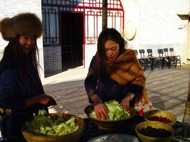 春去冬来 离开都市的郑州女孩在荥阳山村是这样生活的