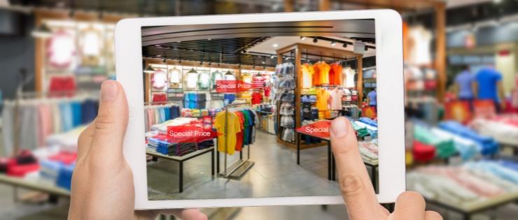 2018年零售行业将加快VR技术融合