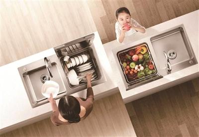 方太水槽洗碗机一枝独秀背后:从原创发明到用户首选