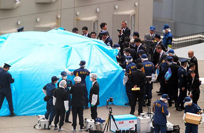 美军要求日本规范无人机管理,保护美军在日本军事基地安全