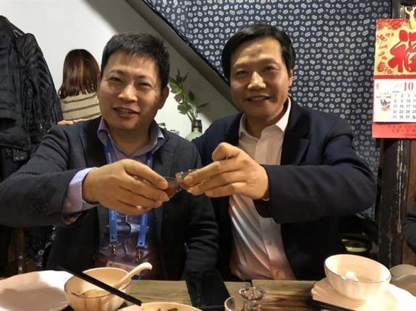 国产手机16/17出货量成绩:华为OV前三的照片