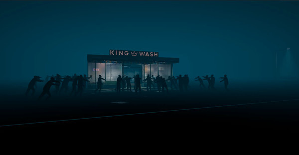 VR射击类游戏《破晓之城》消灭来犯丧尸