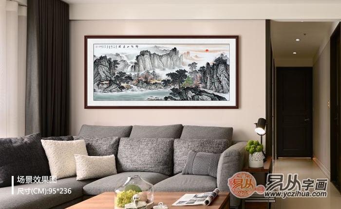 软装设计【背景墙】:客厅背景墙要如何装饰?