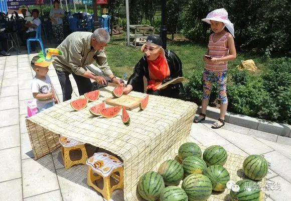揭秘西瓜贩子一天如何卖出去1000个西瓜