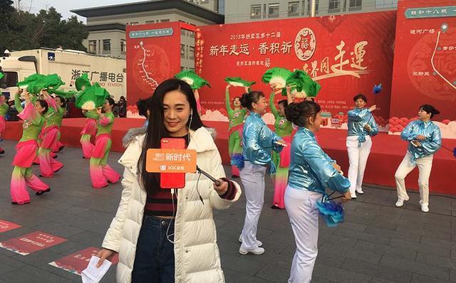 "KK直播传承杭州运河文化 新年18城全民""走运"""