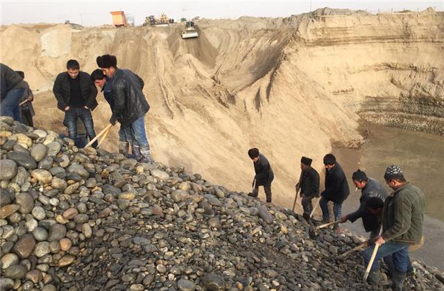 2018年新的开始,从新疆料场分析籽料将来价格 是否值得投资