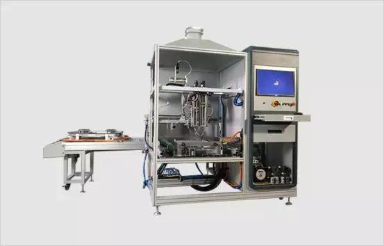 为您解密HX-103CA自动化灶具测试台!