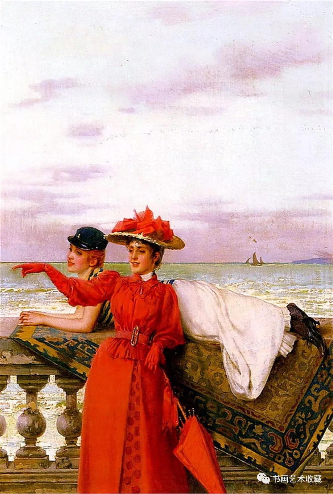 你很少看到的世界著名油画之四:丰满之身