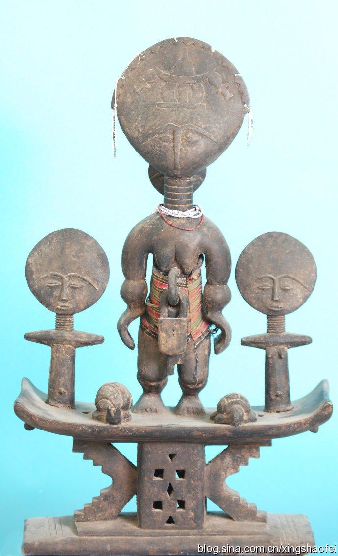 邓国云与他的中国非洲艺术馆