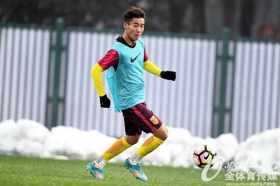 韦世豪:希望在国安踢主力 U23亚洲杯目标夺冠