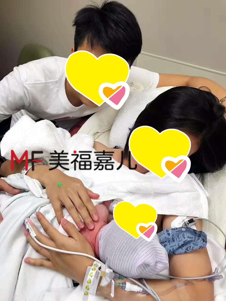 36岁高龄孕妈赴美生子实录,当妈妈的女人都不易!