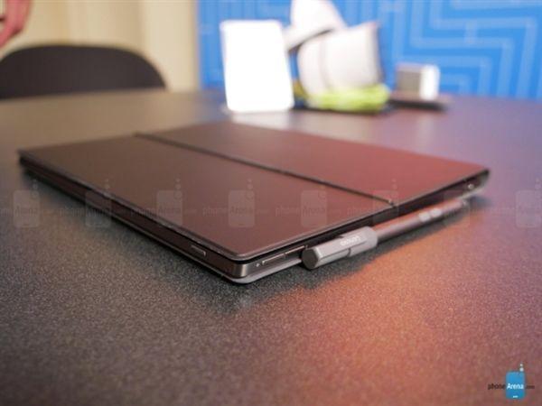 骁龙835笔记本联想Miix 630上手:20小时续航给力的照片 - 7