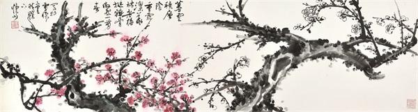 最具影响力的当代书画名家:刘怀山作品欣赏
