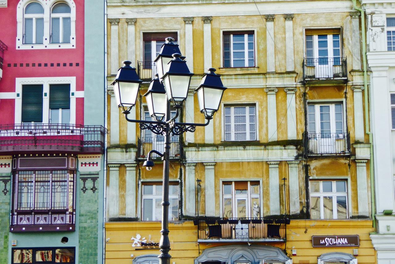 """【罗马尼亚7】罗马尼亚的""""革命""""之城蒂米什瓦拉"""