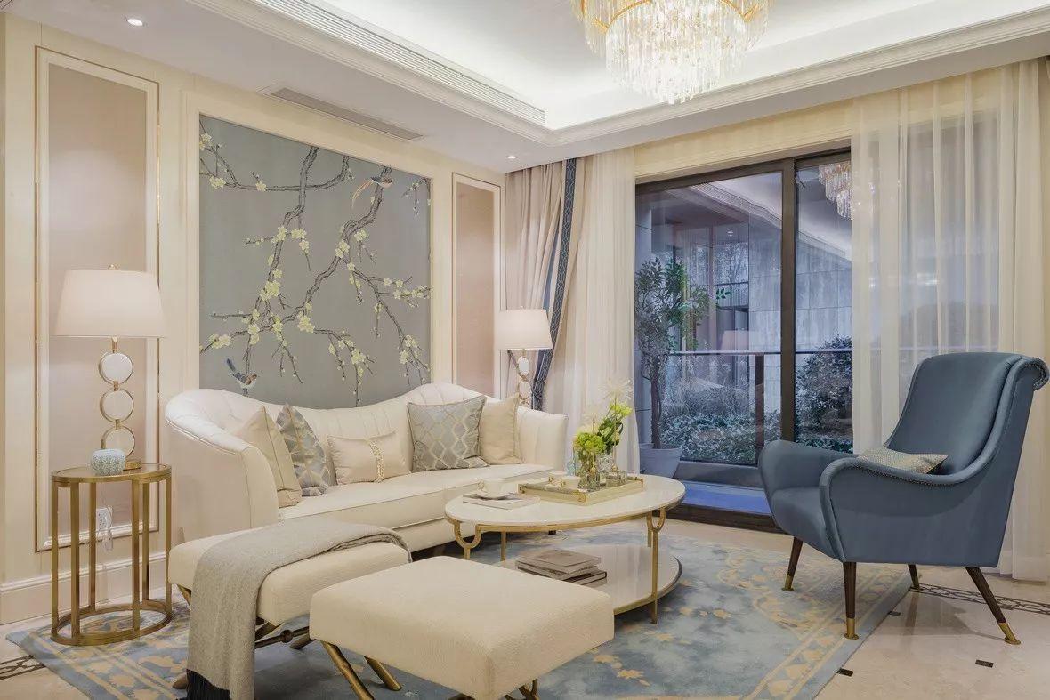 赏析 这样选壁纸安全又美观 你家也能美过杂志样板间