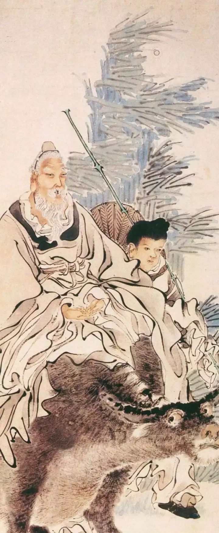 名家 | 他作画原只为谋生,却创造了中国画坛的奇迹!!!