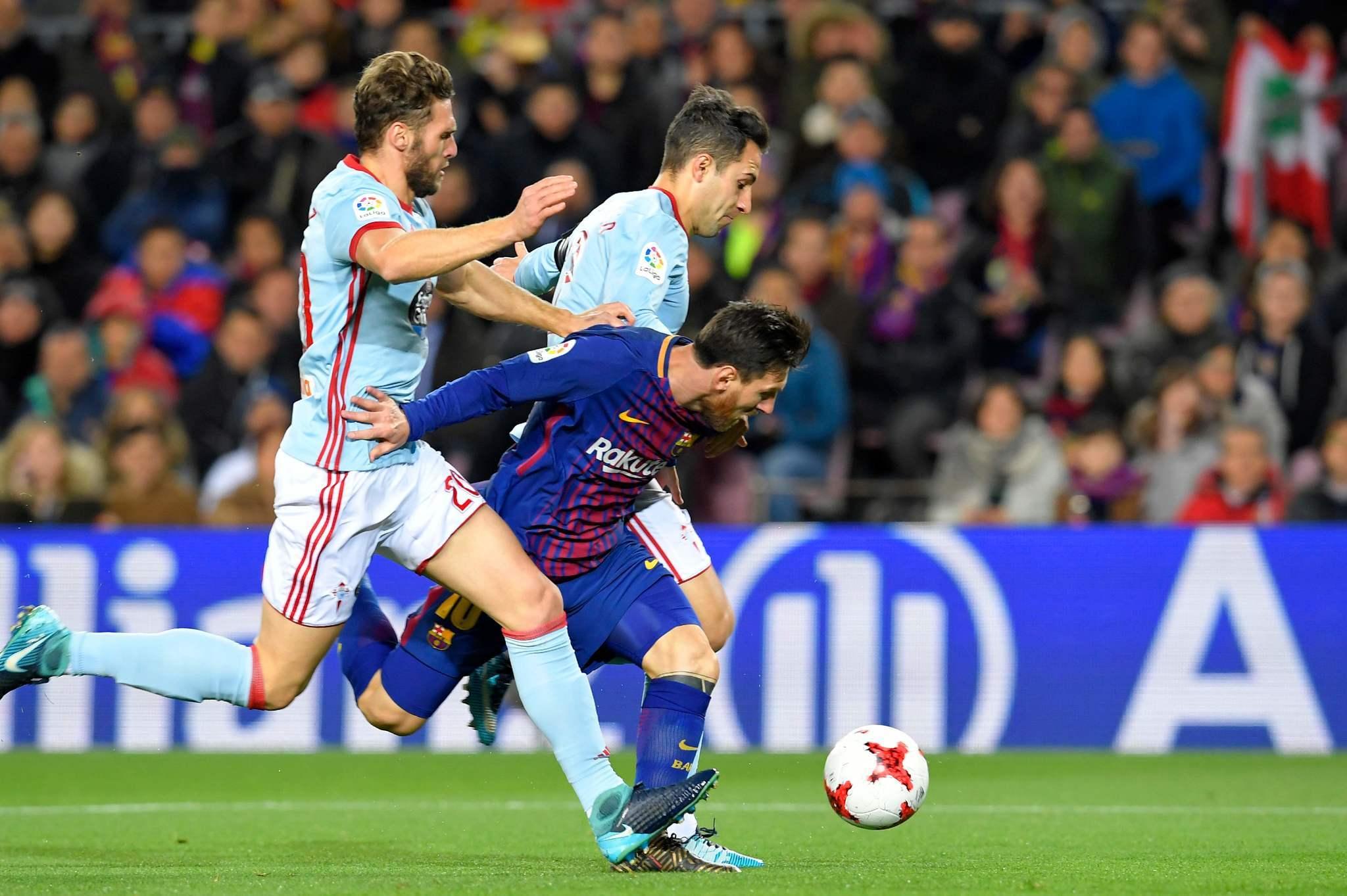 巴塞罗那巴西联线势不可挡 梅西最佳搭档竟是他