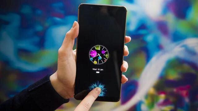 未来已来 2018CES大会vivo屏下指纹解锁技术惊艳全场(图4)