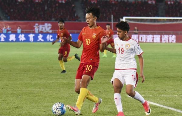 """刘若钒:里皮开玩笑都""""贼高冷""""新赛季想进5球"""