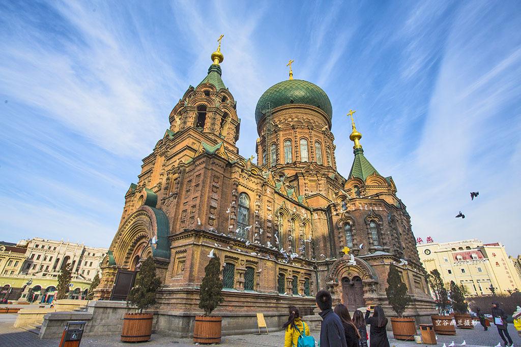 圣索菲亚教堂_哈尔滨圣索菲亚大教堂冬天不去看一次真的会遗憾_搜狐旅游_搜狐网