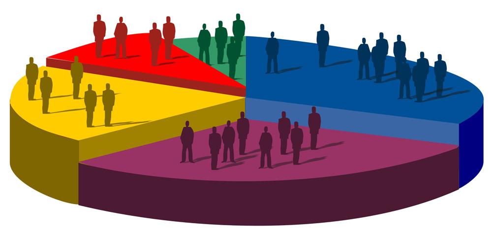 世界人口变化_2100年世界人口大国排序的演变,中国将排第三