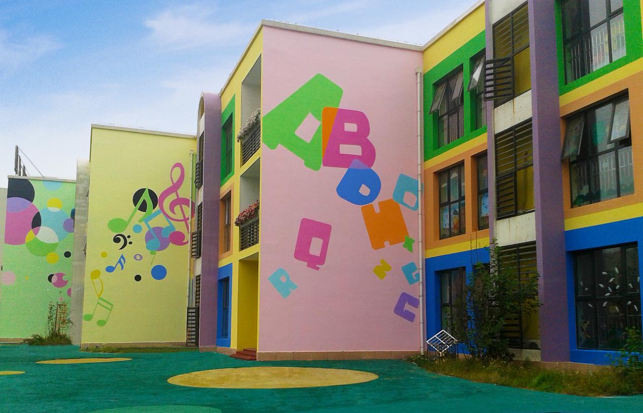 幼儿园墙体彩绘要该怎么设计
