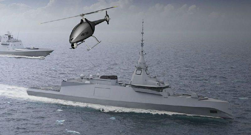 空客获法军合同,将研究舰载无人机技术