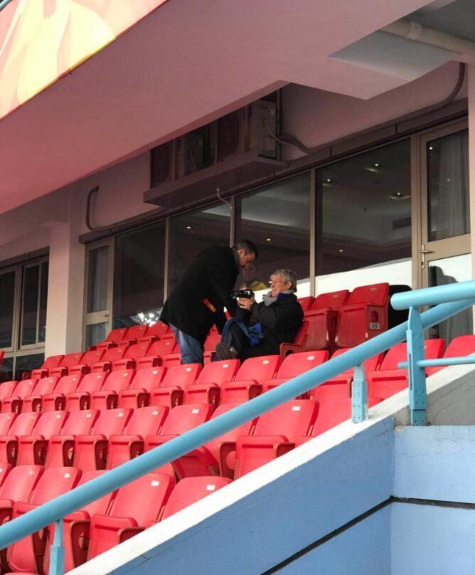 米卢:U23男足要学会成长 足协主席需要有远见