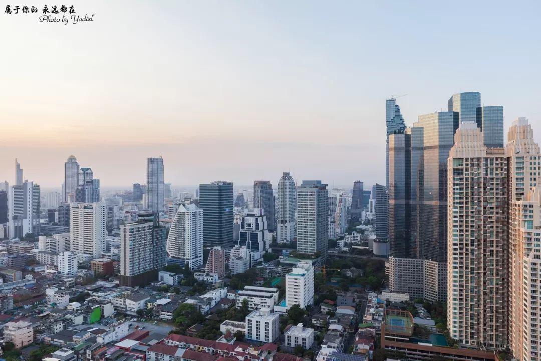 在曼谷,你不需要去旅行,只需要来生活!