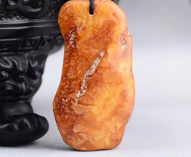 蜜蜡原石什么颜色最好?怎么样低价买琥珀原石呢? 网络快讯 第4张