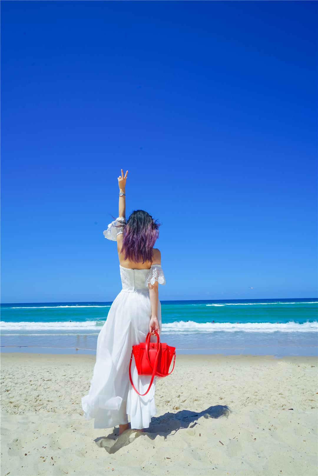 目的地打卡——黄金海岸 - 小心肝儿甜蜜蜜 - 小心肝儿甜蜜蜜