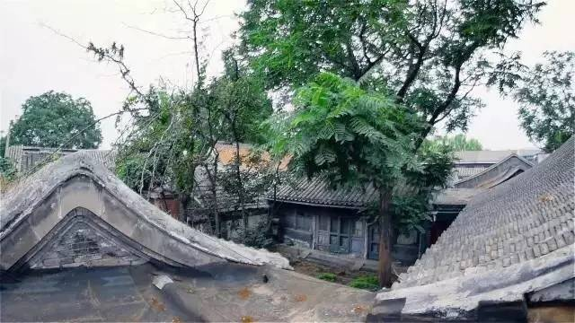 北京胡同老四合院平房装修改造翻新:一个媒体人化腐朽为神奇