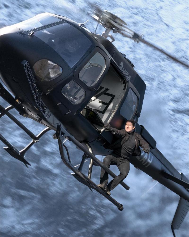 《碟中谍6》导演揭片名故事 核威胁来袭阿汤哥遭暴