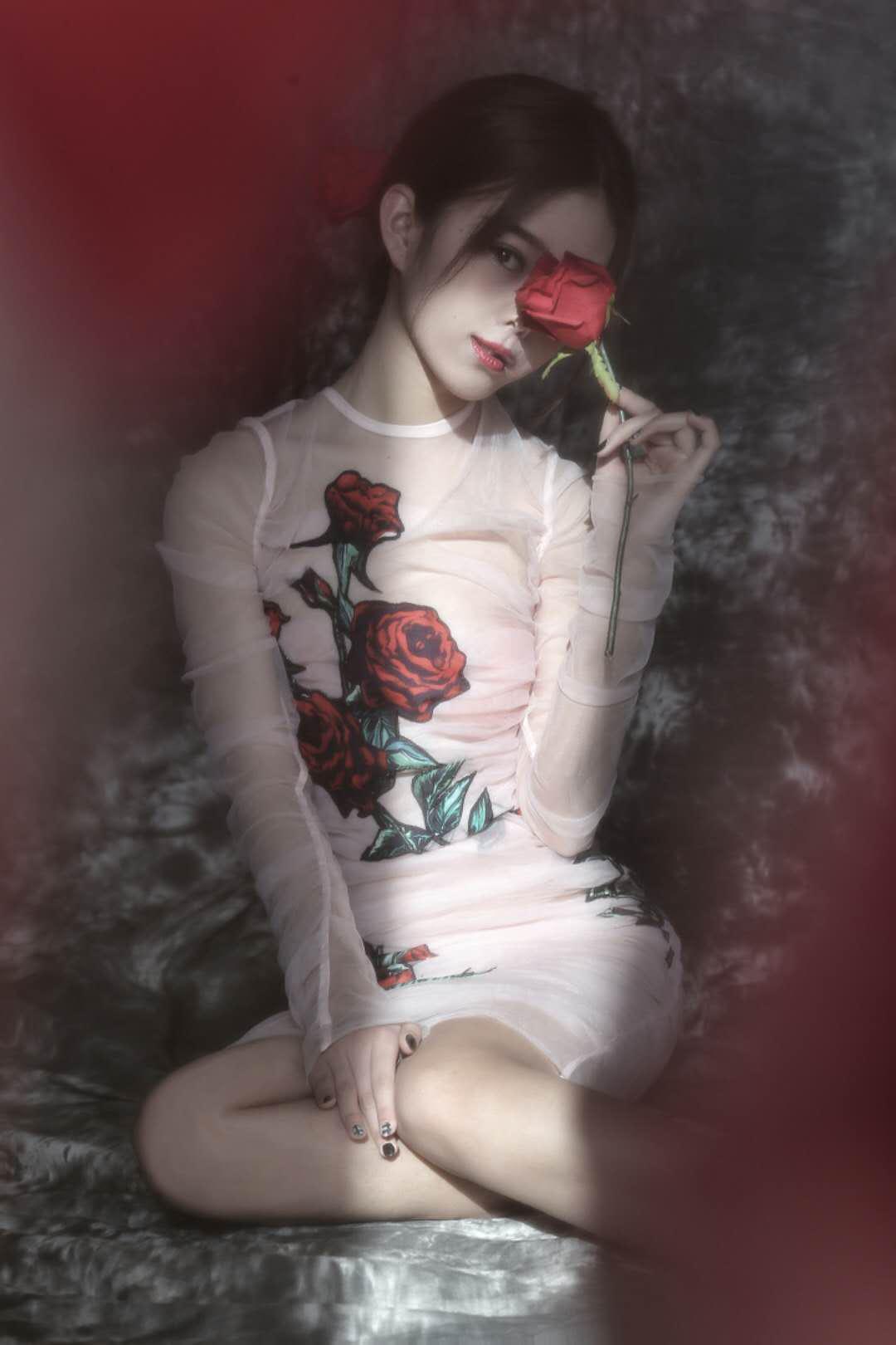 主播芯?加盟上海姑娘偶像团体 Love_sjl女团