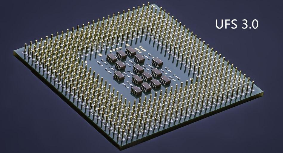 比UFS 2.1性能翻番 UFS 3.0正式发布:2.9GB/s的照片