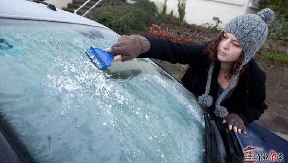 车窗结冰怎么办?我有几招可以帮你快速解冻 - 周磊 - 周磊