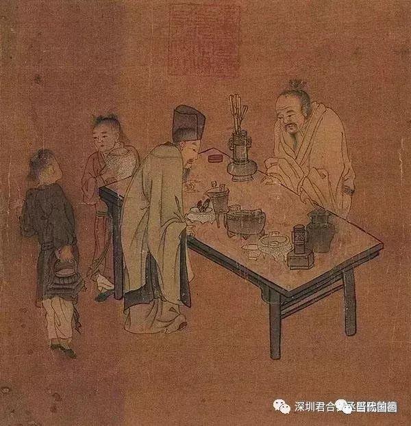 从士大夫收藏谈中国收藏文化