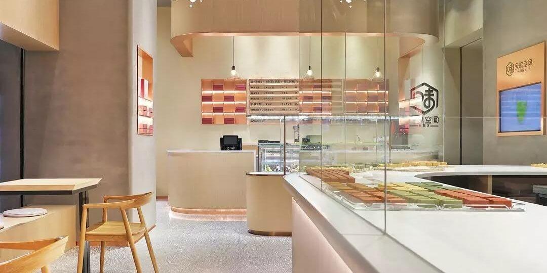 小甜品店装修效果图