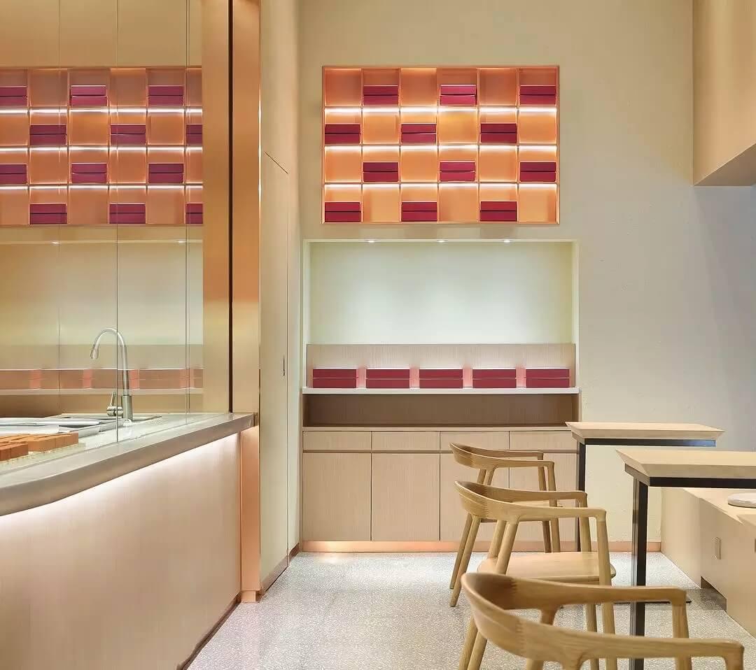 甜品店装修效果图赏析 怎样装修甜品店才会符合大众的口味