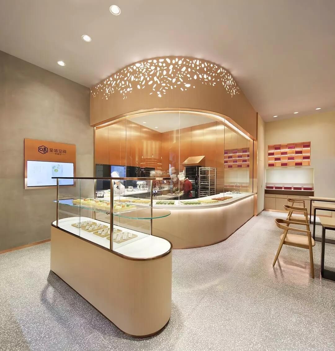 甜品店装修设计的注意事项