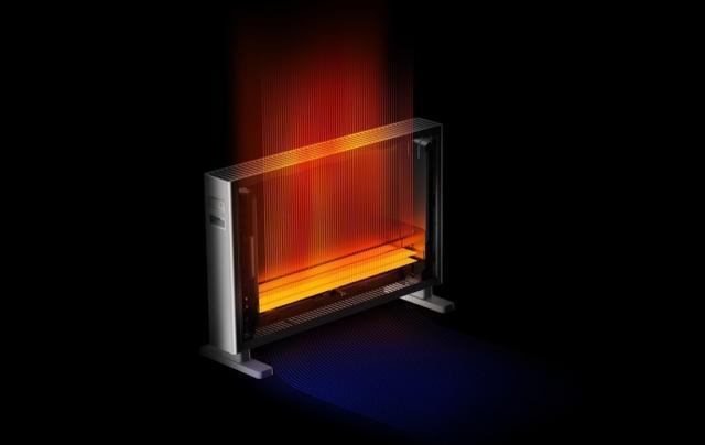 小米生态链企业智米科技开卖电暖器 售价269元的照片 - 2