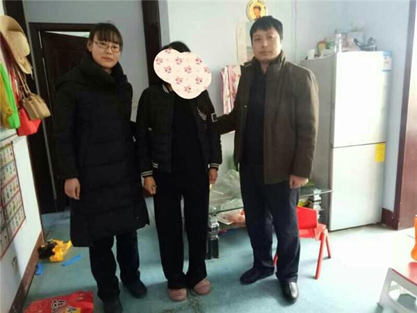 河南修武县郇封派出所在流动人口清查中成功抓获一名网上逃犯